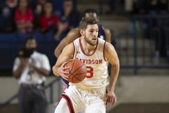 Charlotte vs. Davidson - 11/12/19 College Basketball Pick, Odds, and Prediction