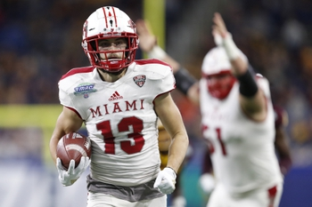 Canceled: Kent State at Miami-OH: 12/5/20 College Football Picks and Prediction