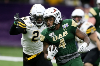 Canceled: Southern Miss at UAB: 11/27/20 College Football Picks and Prediction
