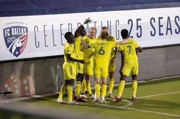 FC Dallas vs. Nashville SC - 8/16/20 MLS Soccer Picks and Prediction