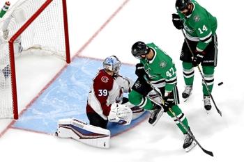 Colorado Avalanche at Dallas Stars - 8/30/20 NHL Picks and Prediction