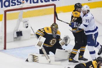 Boston Bruins at Tampa Bay Lightning - 8/31/20 NHL Picks and Prediction