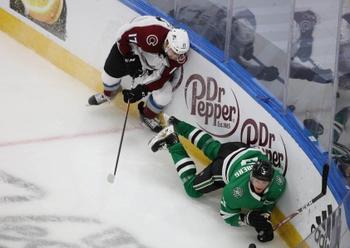 Dallas Stars at Colorado Avalanche - 8/31/20 NHL Picks and Prediction