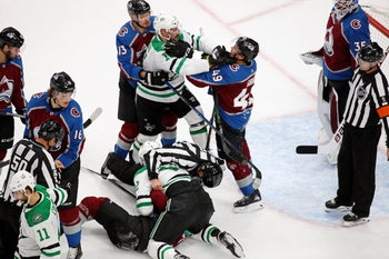 Colorado Avalanche at Dallas Stars - 9/2/20 NHL Picks and Prediction