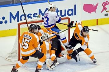 Philadelphia Flyers at New York Islanders - 9/3/20 NHL Picks and Prediction