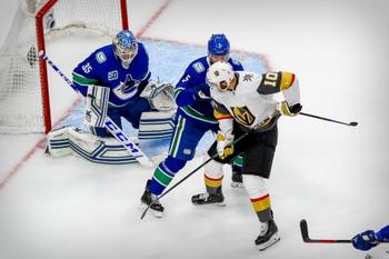 Vancouver Canucks at Vegas Golden Knights - 9/4/20 NHL Picks and Prediction
