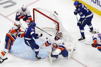 New York Islanders at Tampa Bay Lightning - 9/9/20 NHL Picks and Prediction