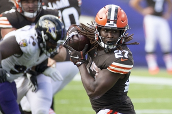 Baltimore Ravens at Cleveland Browns 12/14/20 NFL Picks and Predictions