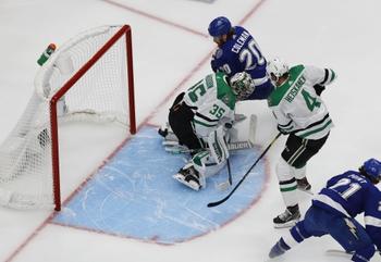 Dallas Stars at Tampa Bay Lightning - 9/21/20 NHL Picks and Prediction