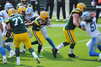 Green Bay Packers at Detroit Lions 12/13/20 NFL Picks and Predictions