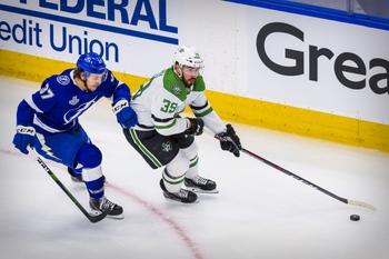 Tampa Bay Lightning at Dallas Stars - 9/23/20 NHL Picks and Prediction