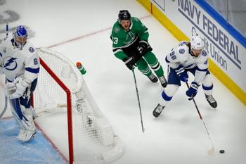 Tampa Bay Lightning at Dallas Stars - 9/25/20 NHL Picks and Prediction