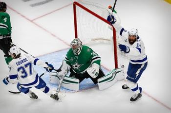 Dallas Stars at Tampa Bay Lightning - 9/26/20 NHL Picks and Prediction