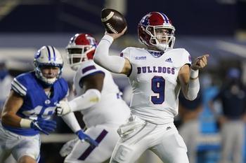 LA Tech at TCU: 12/12/20 College Football Picks and Prediction