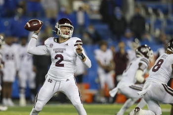 Mississippi State at Ole Miss: 11/28/20 College Football Picks and Prediction