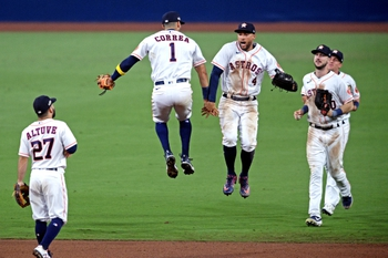 Tampa Bay Rays at Houston Astros 10/15/20 MLB ALCS Picks and Predictions