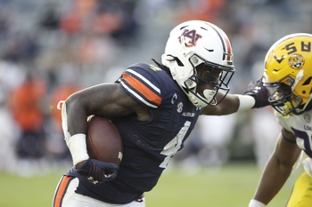Tennessee at Auburn 11/21/20 College Football Picks and Predictions