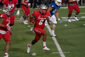 New Mexico at Utah State: 11/26/20 College Football Picks and Prediction