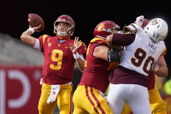 Washington State at USC: 12/6/20 College Football Picks and Prediction