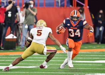 NC State at Syracuse 11/28/20 College Football Picks and Predictions