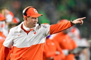 Cancelled: Clemson at Florida State 11/21/20 College Football Picks and Predictions