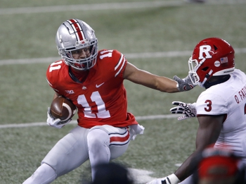 Indiana at Ohio State 11/21/20 College Football Picks and Predictions
