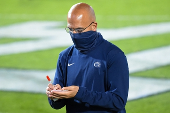 Iowa at Penn State 11/21/20 College Football Picks and Predictions