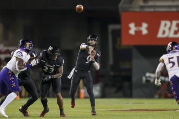 Cincinnati at UCF 11/21/20 College Football Picks and Predictions
