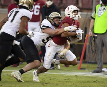 Washington State at Stanford 11/21/20 College Football Picks and Predictions