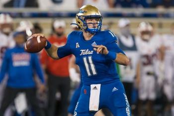Canceled: Cincinnati at Tulsa: 12/12/20 College Football Picks and Prediction