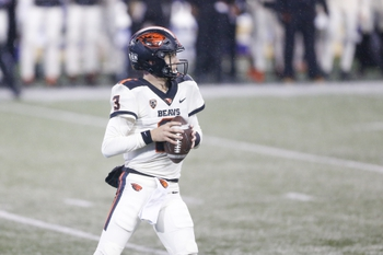 California at Oregon State 11/21/20 College Football Picks and Predictions