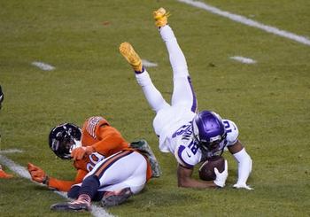 Chicago Bears at Minnesota Vikings 12/20/20 NFL Picks and Predictions