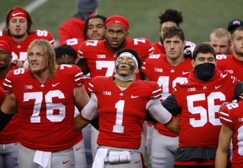 Canceled: Ohio State at Illinois 11/28/20 College Football Picks and Prediction