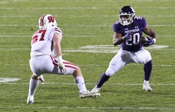 Northwestern at Michigan State 11/28/20 College Football Picks and Prediction
