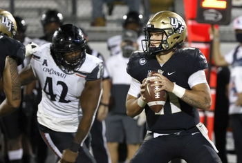 UCF at USF: 11/27/20 College Football Picks and Prediction