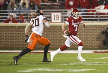 Canceled: Oklahoma at West Virginia 12/12/20 College Football Picks and Predictions