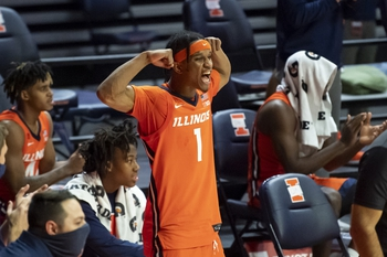 Ohio at Illinois 11/27/20 College Basketball Picks and Predictions
