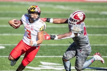 Canceled: Maryland at Michigan: 12/5/20 College Football Picks and Prediction