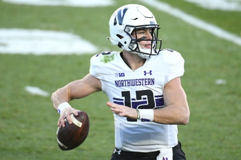 Illinois at Northwestern 12/12/20 College Football Picks and Predictions