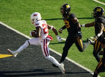 Alabama at Arkansas 12/12/20 College Football Picks and Predictions