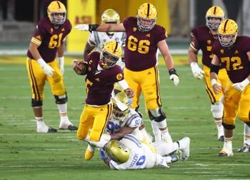 Arizona State at Arizona 12/11/20 College Football Picks and Predictions