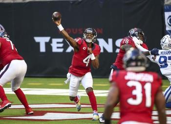 Houston Texans at Indianapolis Colts: 12/20/20 NFL Picks and Prediction