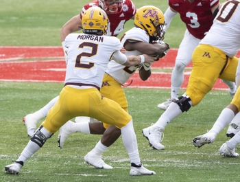 Minnesota at Wisconsin 12/19/20 College Football Picks and Predictions