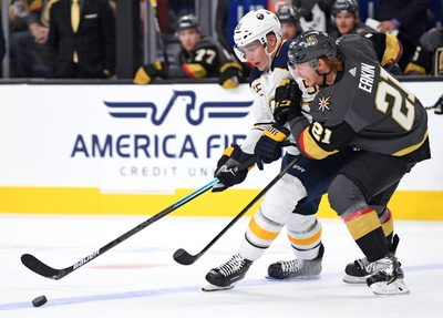 Vegas Golden Knights vs. Buffalo Sabres - 2/28/20 NHL Pick, Odds, and Prediction