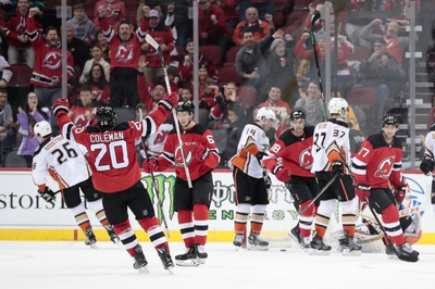 Anaheim Ducks vs. New Jersey Devils - 3/1/20 NHL Pick, Odds, and Prediction