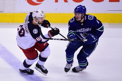 Columbus Blue Jackets vs. Vancouver Canucks - 3/1/20 NHL Pick, Odds, and Prediction