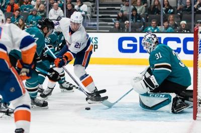 New York Islanders vs. San Jose Sharks - 2/23/20 NHL Pick, Odds, and Prediction