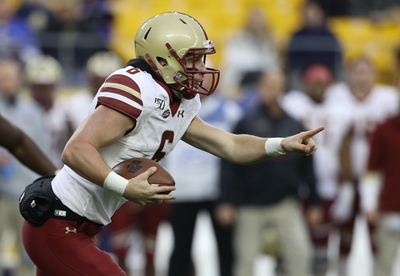 Boston College Eagles 2020 Win Total - College Football Pick, Odds and Prediction