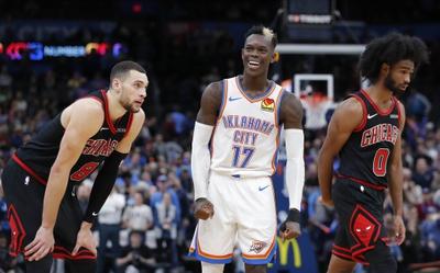 Chicago Bulls vs. Oklahoma City Thunder - 2/25/20 NBA Pick, Odds, and Prediction