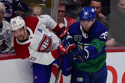 Montreal Canadiens vs. Vancouver Canucks - 2/25/20 NHL Pick, Odds, and Prediction